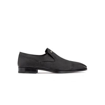 Calfskin leather dress shoe N999 Size: 11