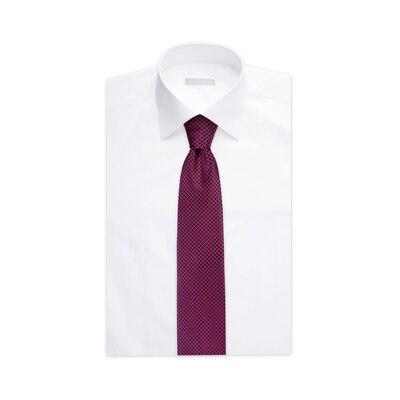 Cravatta in seta stampata a mano Colore: 27044_002 Taglia: One Size