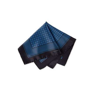 Hand printed silk tie set Colour: 27102_002 Size: One Size