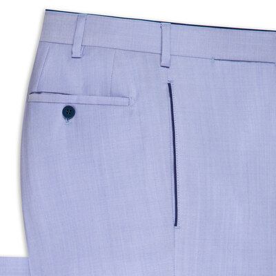 Tailored trousers W0004B_001 Size: 62
