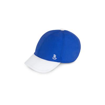 Silk and deerskin baseball cap B037 Size: M