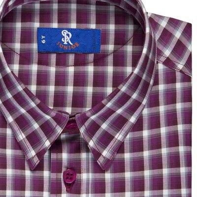 Handmade casual shirt LJ1607_002 Size: 12