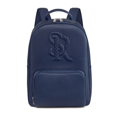 Handmade calfskin backpack Colour: B049 Size: One Size