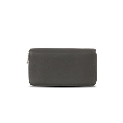 Handmade calfskin wallet Colour: V009 Size: One Size