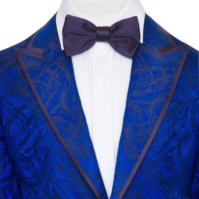 Handmade silk bow tie 5011 Size: One Size