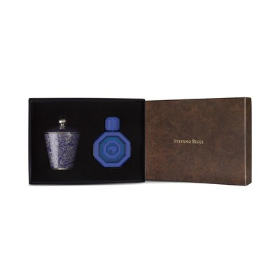 Gift set Royal Eagle Sport edp & scented candle Colour: 0 Size: 100 ml