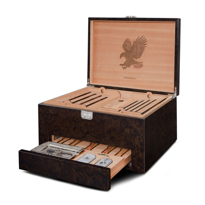 Desk humidor Colour: 8017 Size: One Size