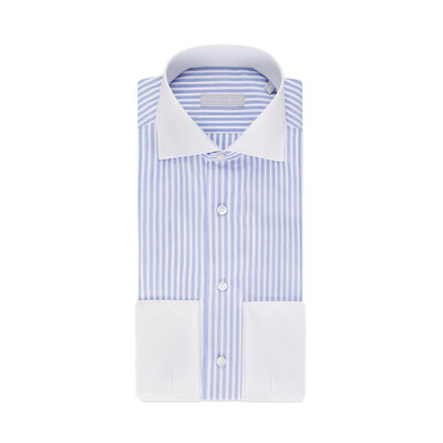 Handmade Salerno Shirt Colour: L1974_011 Size: 40