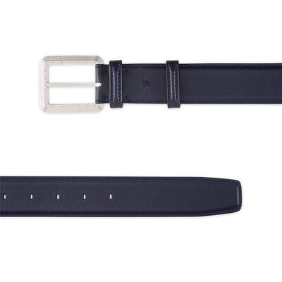 Handmade Calfskin Leather Belt Colour: B013 Size: 105