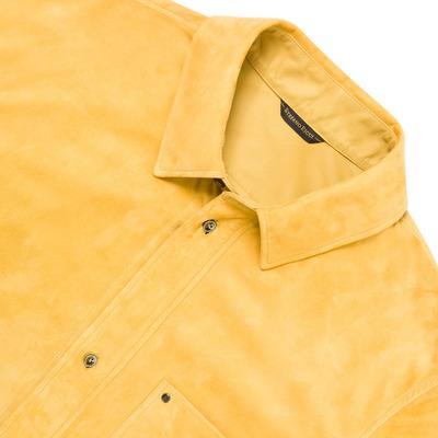 Camicia scamosciata Colore: Y020 Taglia: 46