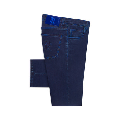 SLIM FIT JEANS Colour: 6PBL_BUPL Size: 44