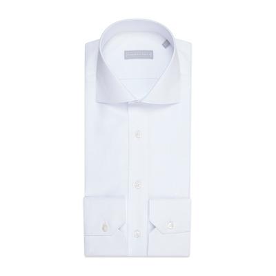 Camicia Napoli fatta a mano Colore: L1951_001 Taglia: 45