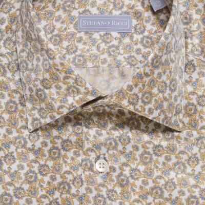 Camicia Ivrea fatta a mano