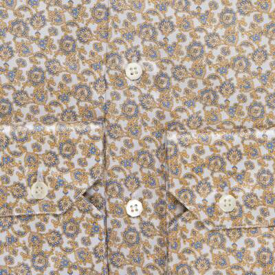 Handmade Ivrea Shirt Colour: 35004_014 Size: 42