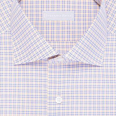 Handmade Salerno Shirt Colour: L1977_003 Size: 40