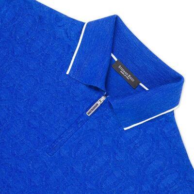 Zip Polo Colour: F20266_3170 Size: 58