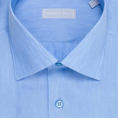 Camicia Asti fatta a mano Colore: S1950_009 Taglia: 41