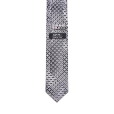 Luxury Handmade Silk Tie Colour: 36036_001 Size: One Size