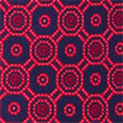 Parure in seta stampata a mano Colore: 35101_001 Taglia: One Size