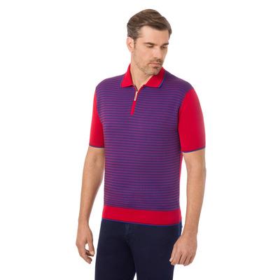 Zip Polo Colour: F20159_3401 Size: 52