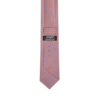 """Cravatta """"Luxury"""" in seta stampata a mano Colore: 35005_010 Taglia: One Size"""