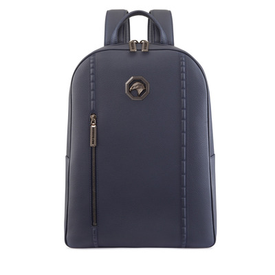 Calfskin leather backpack Colour: B013 Size: One Size