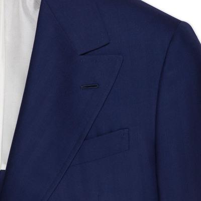 PEAK LAPEL DOUBLE BREASTED DECONSTRUCTED JACKET Colour: CO09HC_5703 Size: 56