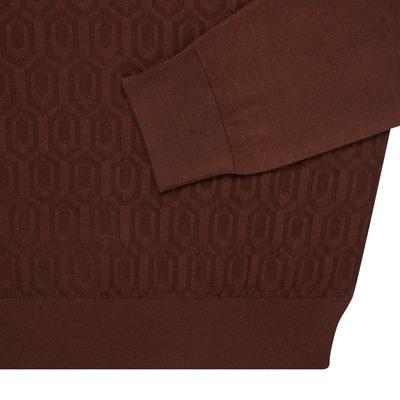 ZIP POLO SHIRT Colour: F21402_802 Size: 52