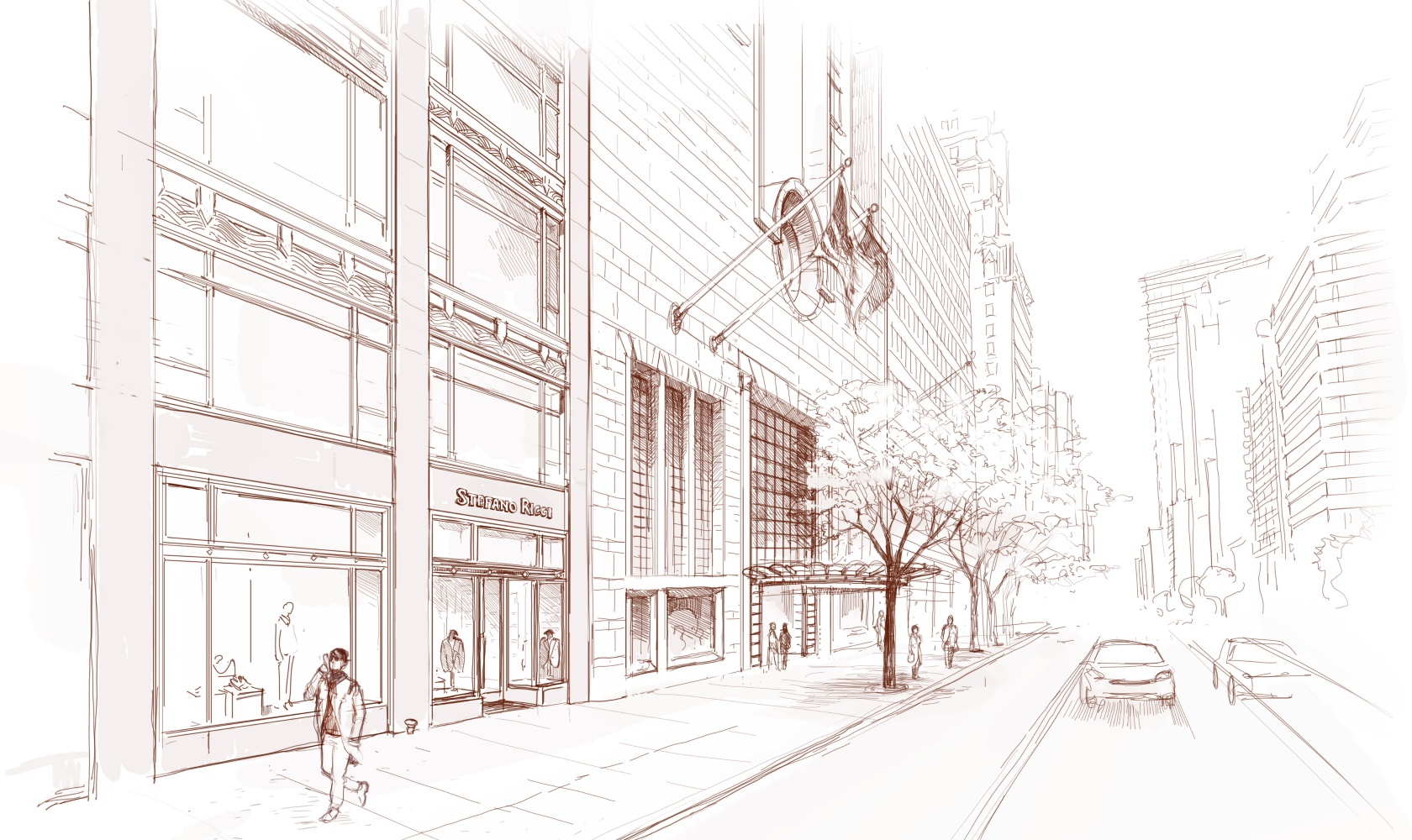 NEW YORK FLAGSHIP STORE